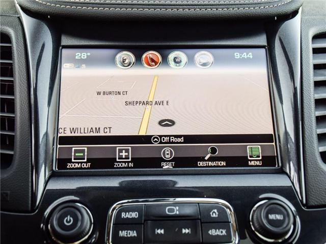 2018 Chevrolet Impala 2LZ (Stk: 8144833) in Scarborough - Image 16 of 27