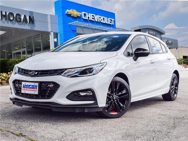 2018 Chevrolet Cruze LT Auto (Stk: 8606954) in Scarborough - Image 1 of 26