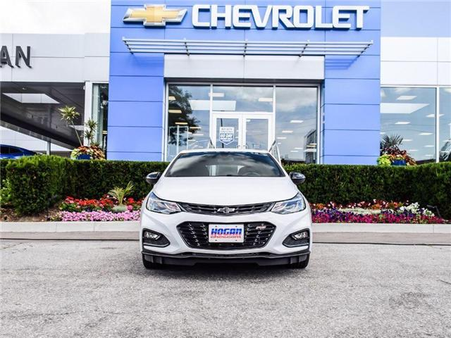 2018 Chevrolet Cruze LT Auto (Stk: 8606954) in Scarborough - Image 4 of 26
