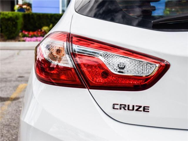 2018 Chevrolet Cruze LT Auto (Stk: 8606954) in Scarborough - Image 7 of 26