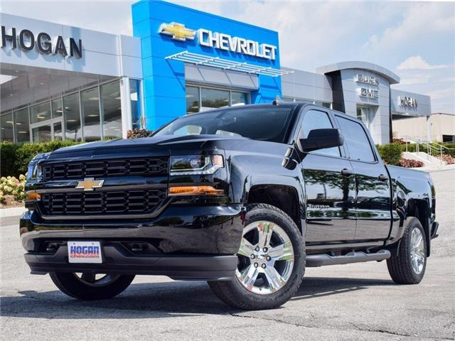 2018 Chevrolet Silverado 1500 Silverado Custom (Stk: 8289337) in Scarborough - Image 1 of 26