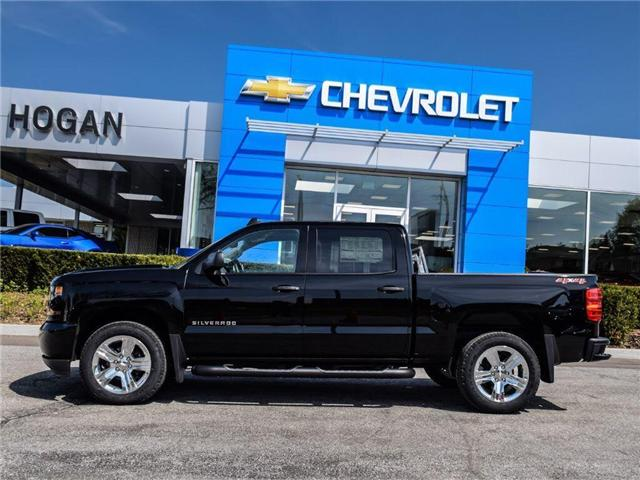 2018 Chevrolet Silverado 1500 Silverado Custom (Stk: 8289337) in Scarborough - Image 2 of 26