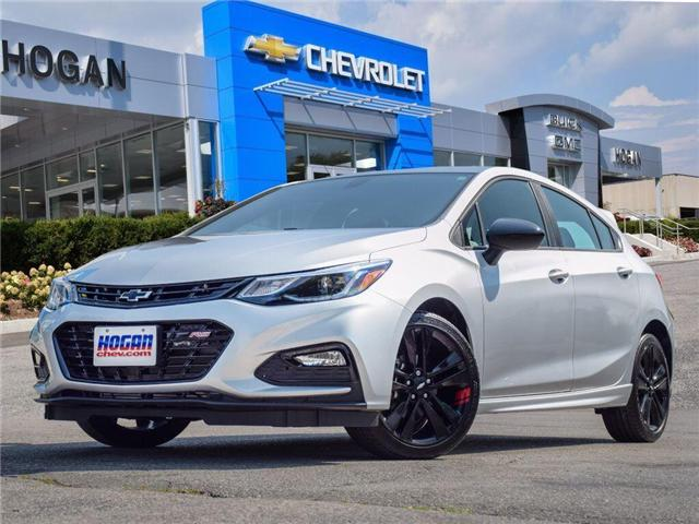 2018 Chevrolet Cruze LT Auto (Stk: 8619083) in Scarborough - Image 1 of 25