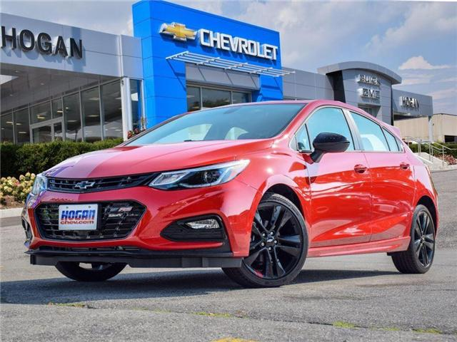 2018 Chevrolet Cruze LT Auto (Stk: 8620200) in Scarborough - Image 1 of 25