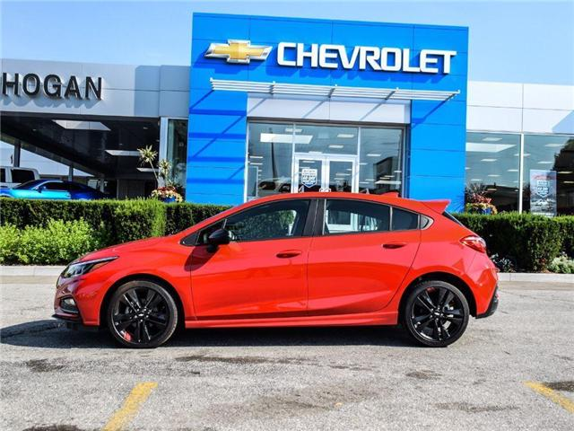 2018 Chevrolet Cruze LT Auto (Stk: 8620200) in Scarborough - Image 2 of 25
