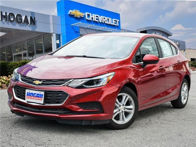 2018 Chevrolet Cruze LT Auto (Stk: 8614379) in Scarborough - Image 1 of 28