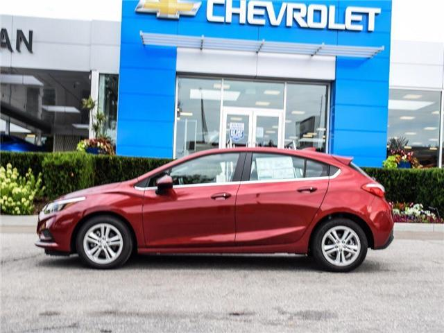 2018 Chevrolet Cruze LT Auto (Stk: 8614379) in Scarborough - Image 2 of 28