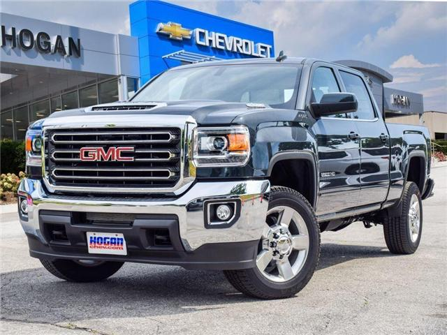 2018 GMC Sierra 2500HD SLE (Stk: 8286281) in Scarborough - Image 1 of 26