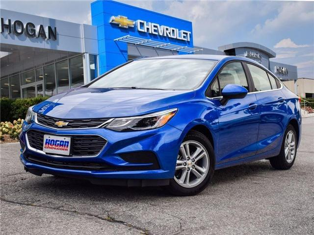 2018 Chevrolet Cruze LT Auto (Stk: 8163647) in Scarborough - Image 1 of 17