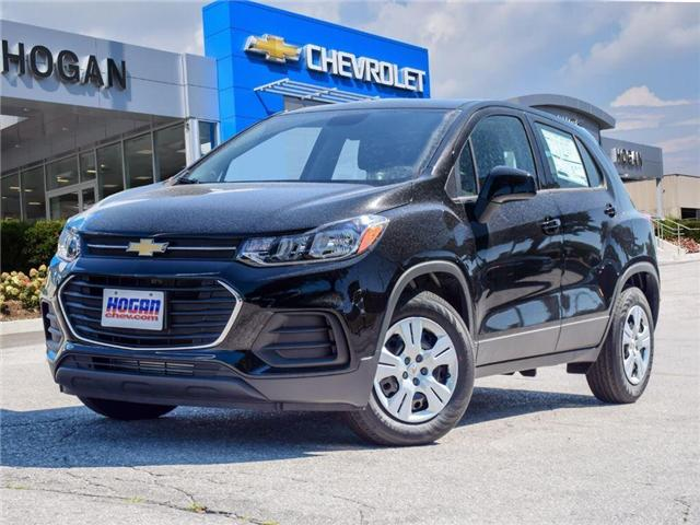 2018 Chevrolet Trax LS (Stk: 8393792) in Scarborough - Image 1 of 23
