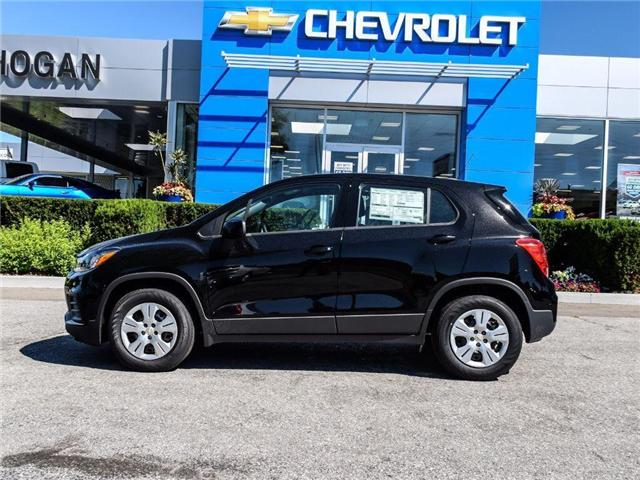 2018 Chevrolet Trax LS (Stk: 8393792) in Scarborough - Image 2 of 23