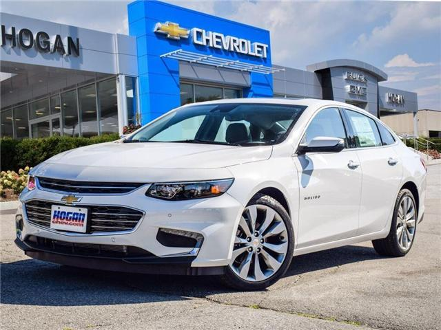 2018 Chevrolet Malibu Premier (Stk: 8252693) in Scarborough - Image 1 of 26
