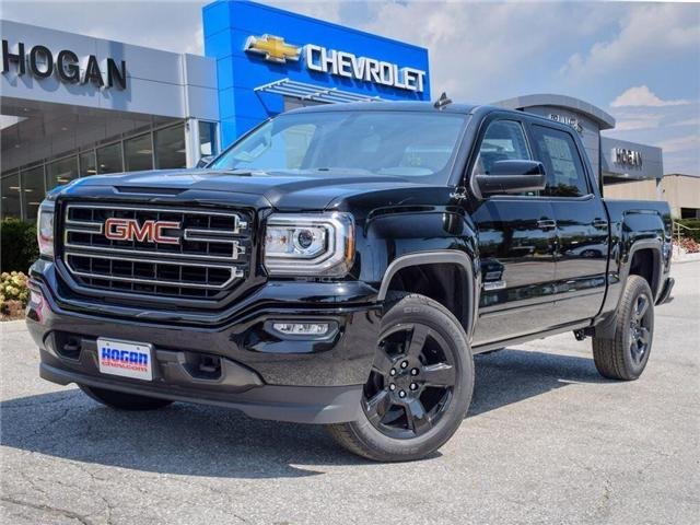 2018 GMC Sierra 1500 SLE (Stk: 8450181) in Scarborough - Image 1 of 27