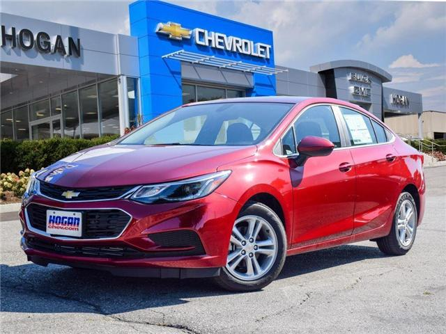 2018 Chevrolet Cruze LT Auto (Stk: 8241060) in Scarborough - Image 1 of 25