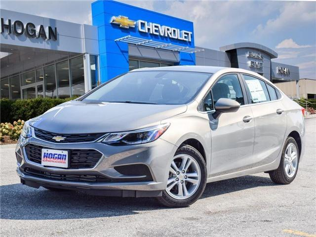 2018 Chevrolet Cruze LT Auto (Stk: 8245045) in Scarborough - Image 1 of 26