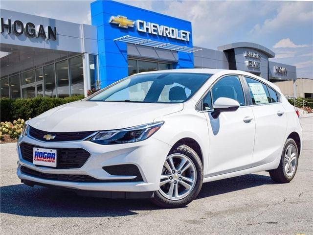 2018 Chevrolet Cruze LT Auto (Stk: 8650778) in Scarborough - Image 1 of 26