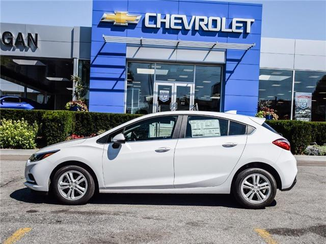 2018 Chevrolet Cruze LT Auto (Stk: 8650778) in Scarborough - Image 2 of 26