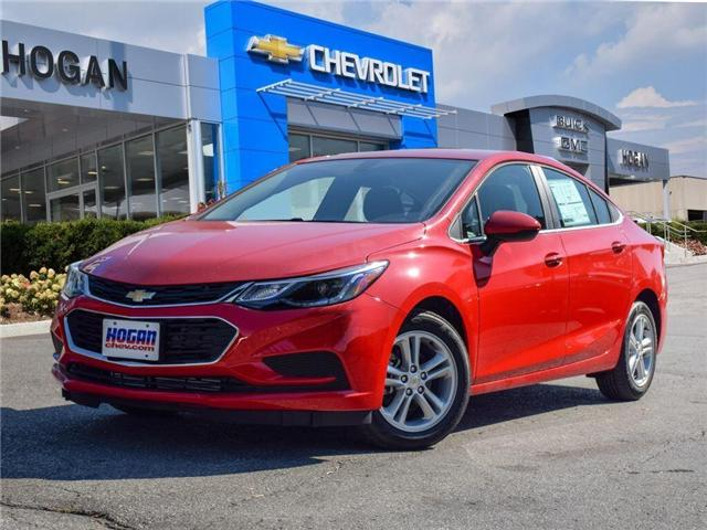 2018 Chevrolet Cruze LT Auto (Stk: 8241532) in Scarborough - Image 1 of 25