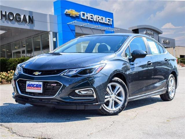 2018 Chevrolet Cruze LT Auto (Stk: 8234008) in Scarborough - Image 1 of 26