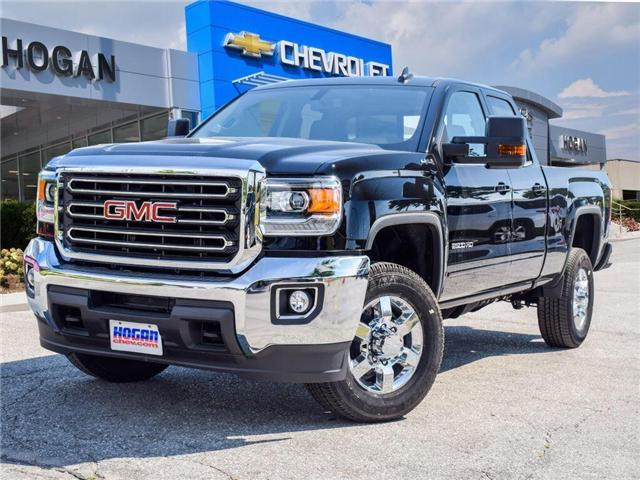 2018 GMC Sierra 2500HD SLE (Stk: 8335954) in Scarborough - Image 1 of 28