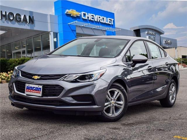 2018 Chevrolet Cruze LT Auto (Stk: 8245904) in Scarborough - Image 1 of 22