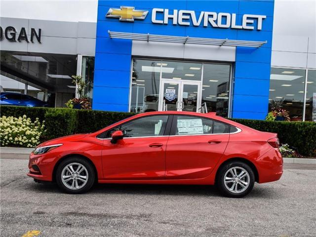 2018 Chevrolet Cruze LT Auto (Stk: 8245814) in Scarborough - Image 2 of 25