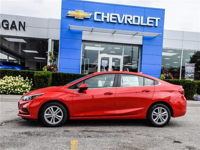 2018 Chevrolet Cruze LT Auto (Stk: 8245625) in Scarborough - Image 2 of 25