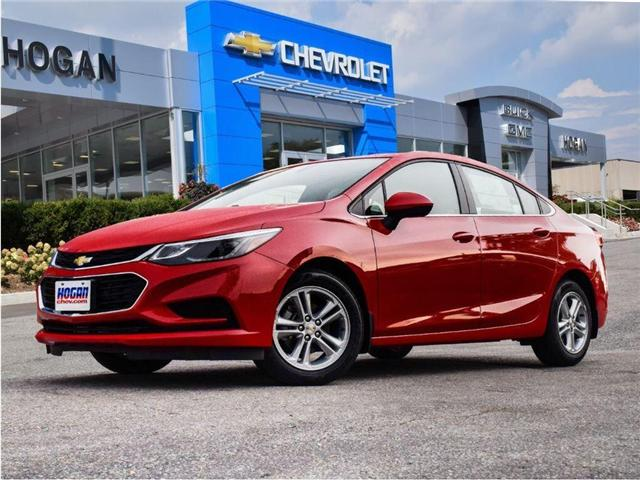 2018 Chevrolet Cruze LT Auto (Stk: 8245525) in Scarborough - Image 1 of 26