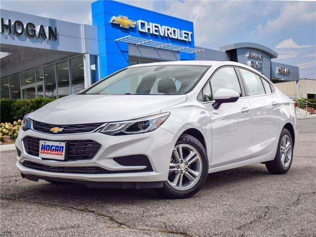 2018 Chevrolet Cruze LT Auto (Stk: 8245855) in Scarborough - Image 1 of 26