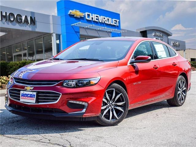 2018 Chevrolet Malibu LT (Stk: 8273156) in Scarborough - Image 1 of 26