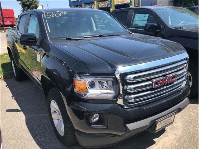 2018 GMC Canyon SLE (Stk: 179671) in Richmond Hill - Image 1 of 5