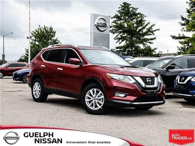 2018 Nissan Rogue  (Stk: N19551) in Guelph - Image 1 of 21