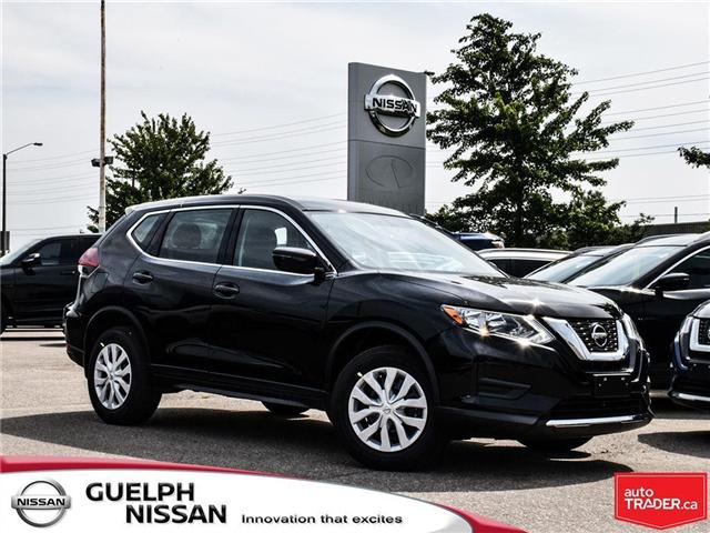 2018 Nissan Rogue  (Stk: N19627) in Guelph - Image 1 of 21