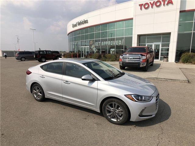 2018 Hyundai Elantra GL SE (Stk: 284201) in Calgary - Image 1 of 16