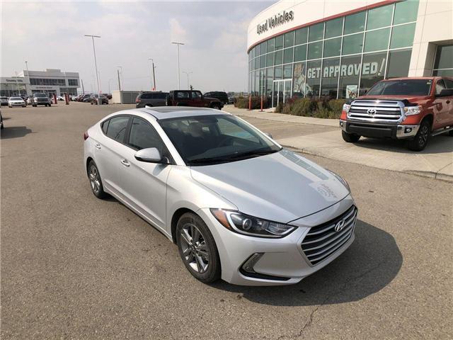 2018 Hyundai Elantra GL SE (Stk: 284201) in Calgary - Image 2 of 16