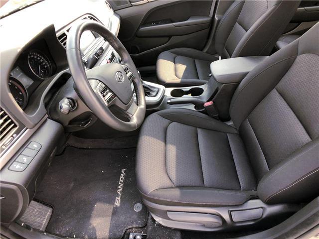 2018 Hyundai Elantra  (Stk: 284201) in Calgary - Image 9 of 16
