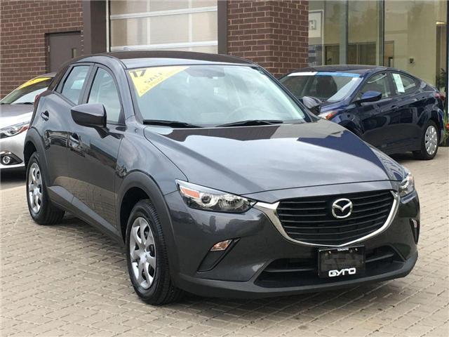 2017 Mazda CX-3 GX (Stk: 27987A) in Toronto - Image 1 of 29