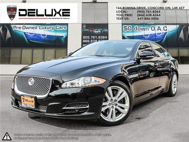 2011 Jaguar XJ XJ (Stk: D0449) in Concord - Image 1 of 17
