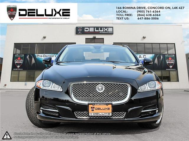 2011 Jaguar XJ XJ (Stk: D0449) in Concord - Image 2 of 17