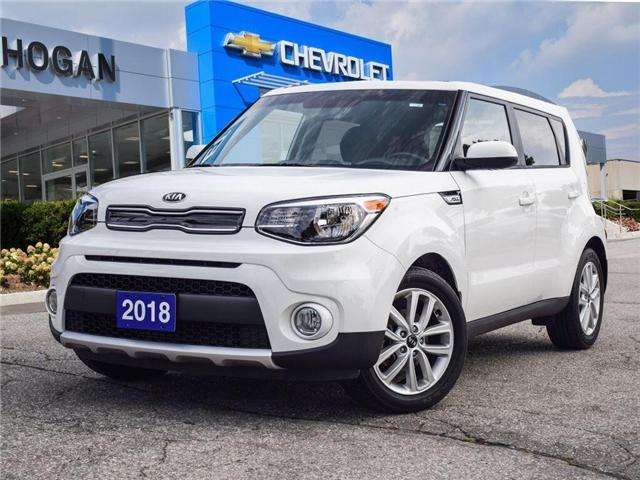 2018 Kia Soul EX (Stk: A894833) in Scarborough - Image 1 of 23