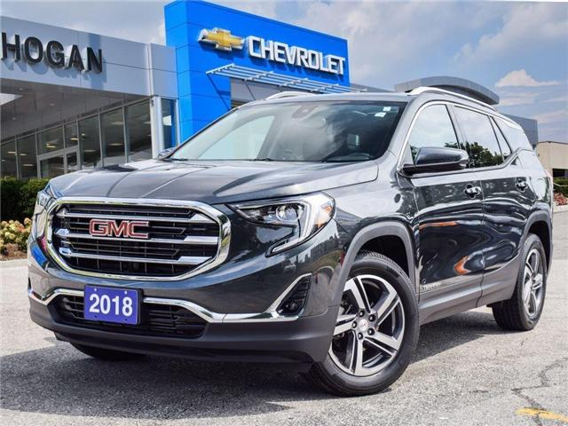 2018 GMC Terrain SLT Diesel (Stk: A144486) in Scarborough - Image 1 of 28