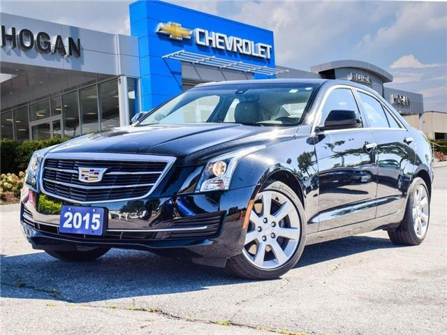 2015 Cadillac ATS 2.0L Turbo (Stk: A136259) in Scarborough - Image 1 of 24
