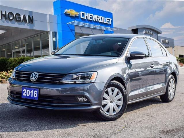 2016 Volkswagen Jetta  (Stk: WN365407) in Scarborough - Image 1 of 24