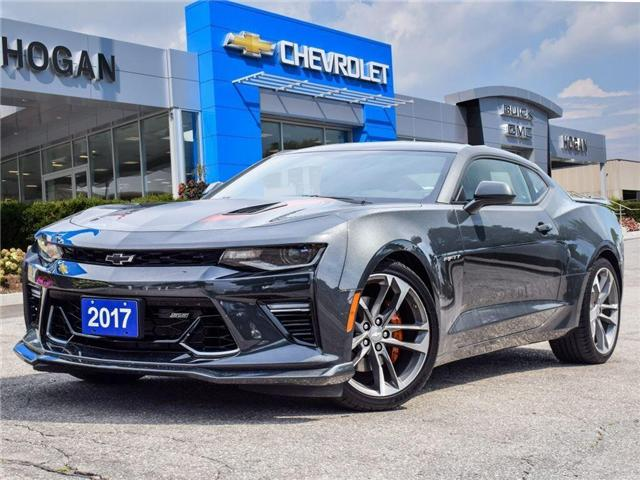 2017 Chevrolet Camaro 2SS (Stk: A115004) in Scarborough - Image 1 of 30