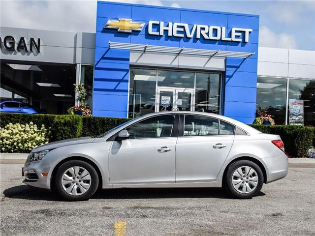 2015 Chevrolet Cruze 1LT (Stk: A224983) in Scarborough - Image 2 of 24