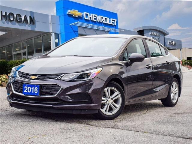 2016 Chevrolet Cruze LT Auto (Stk: A309325) in Scarborough - Image 1 of 18