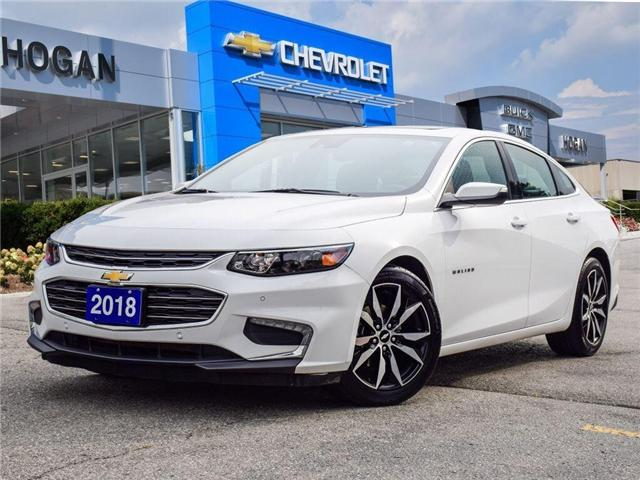 2018 Chevrolet Malibu LT (Stk: A159718) in Scarborough - Image 1 of 24