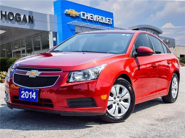 2014 Chevrolet Cruze 1LT (Stk: WN274151) in Scarborough - Image 1 of 25