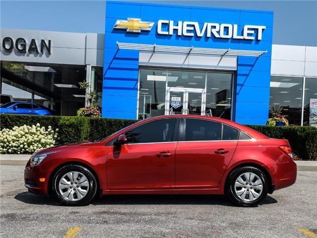 2014 Chevrolet Cruze 1LT (Stk: WN274151) in Scarborough - Image 2 of 25