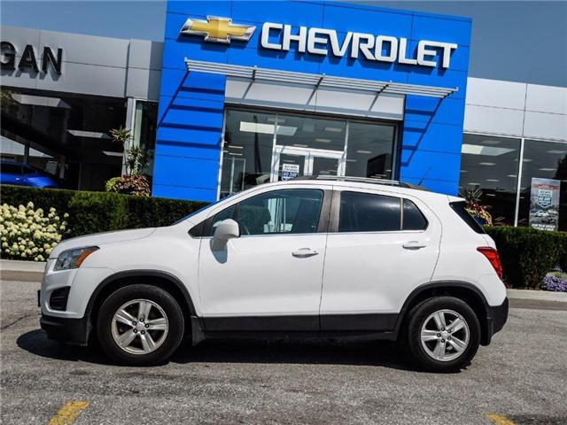 2013 Chevrolet Trax 1LT (Stk: WN160737) in Scarborough - Image 2 of 23